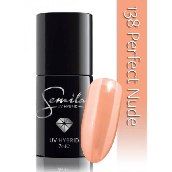 Semilac Lakier Hybrydowy 138 Perfect Nude