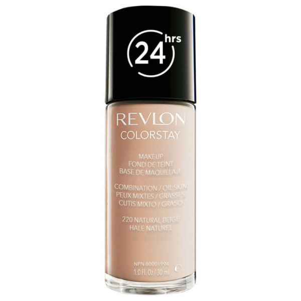 Revlon Colorstay Combination/Oil Skin 220