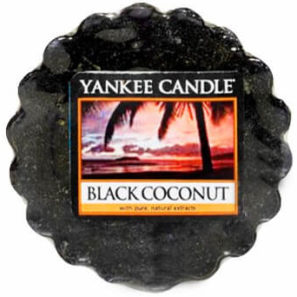 Yankee Candle Black Coconut - Wosk