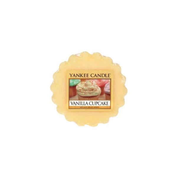 Yankee Candle Vanilla Cupcake - Wosk