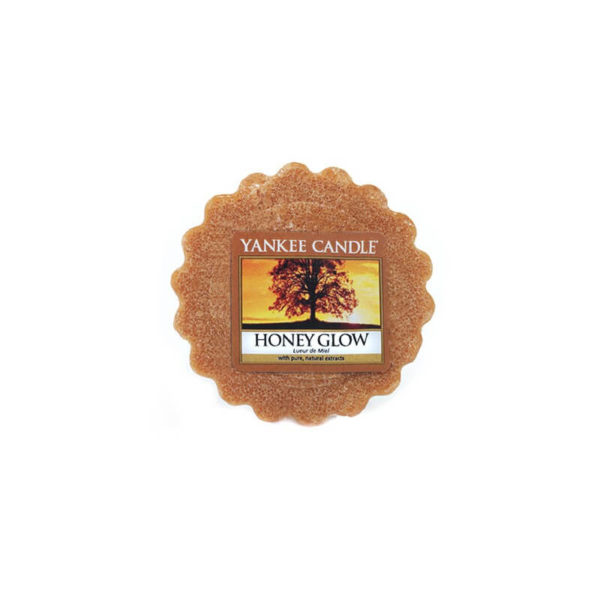 Yankee Candle Honey Glow - Wosk