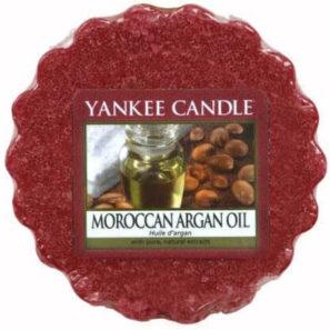Yankee Candle Moroccan Argan Oil - Wosk