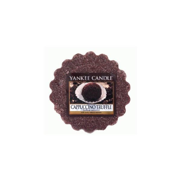 Yankee Candle Cappuccino Truffle - Wosk