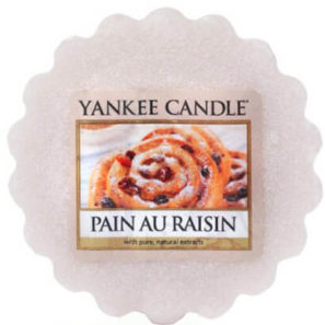 Yankee Candle Pain Au Raisin - Wosk
