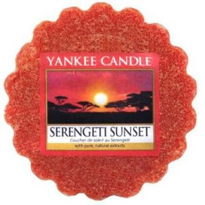 Yankee Candle Serengeti Sunset - Wosk