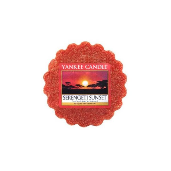 Yankee Candle Serengeti Sunset - Wosk