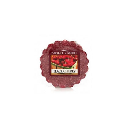 Yankee Candle Black Cherry - Wosk