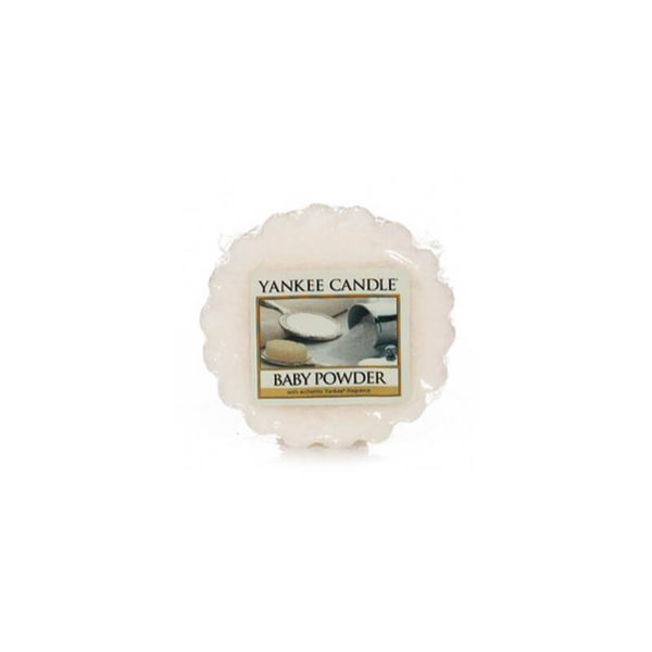 Yankee Candle Baby Powder - Wosk