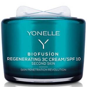 Yonelle Biofusion -Krem Regenerujący 3C/SPF10