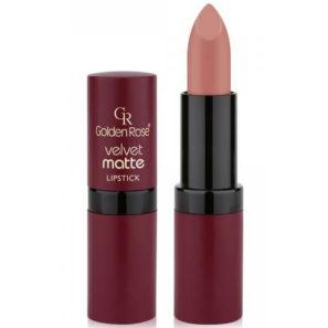 Golden Rose Velvet Matte Lipstick - 01