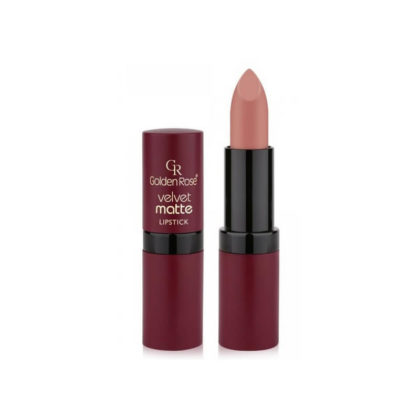 Golden Rose Velvet Matte Lipstick - 01
