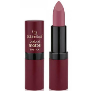 Golden Rose Velvet Matte Lipstick - 02