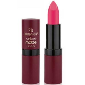 Golden Rose Matowa Pomadka Velvet Matte Lipstick - 04