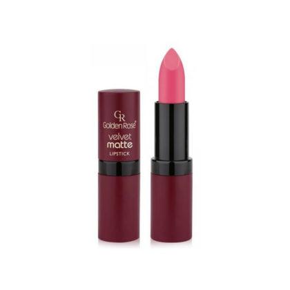 Golden Rose Velvet Matte Lipstick - 09