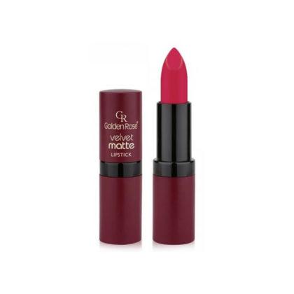 Golden Rose Velvet Matte Lipstick - 17