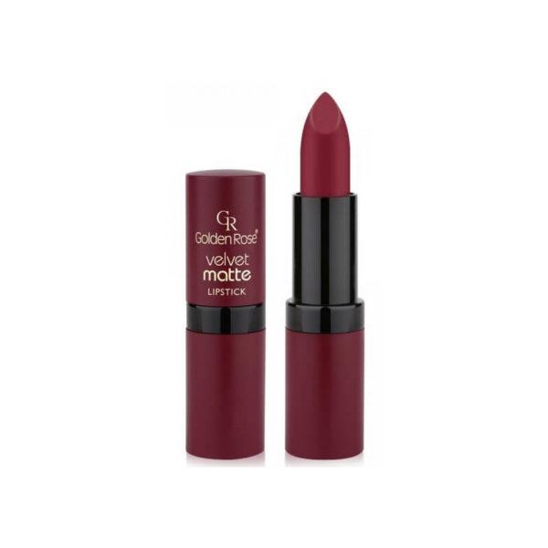 Golden Rose Velvet Matte Lipstick - 20