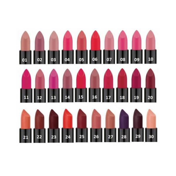 Golden Rose Velvet Matte Lipstick - 21