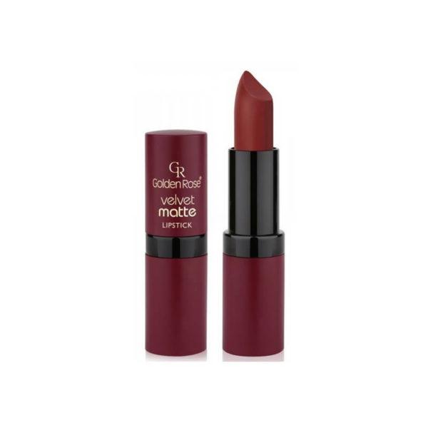 Golden Rose Velvet Matte Lipstick - 22
