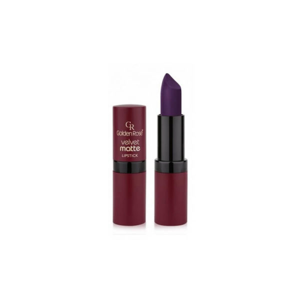 Golden Rose Velvet Matte Lipstick - 28