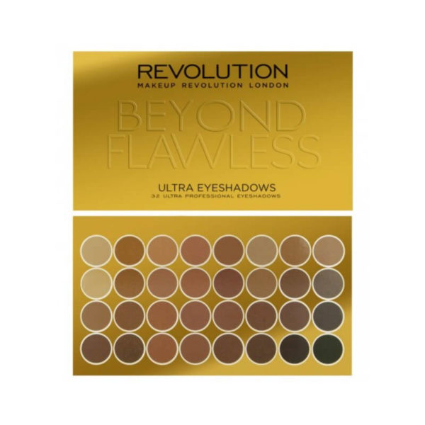 Makeup Revolution Paleta 32 Cieni Beyond Flawless