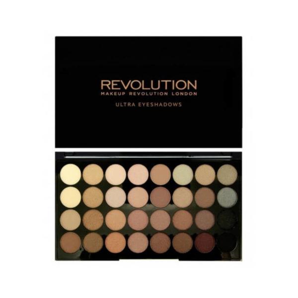 Makeup Revolution Paleta 32 Cieni - Beyond Flawless