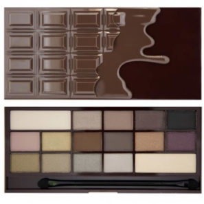 Makeup Revolution Paleta 16 Cieni Death By Chocolate
