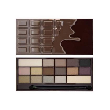 Makeup Revolution Paleta 16 Cieni Death By Chocolate