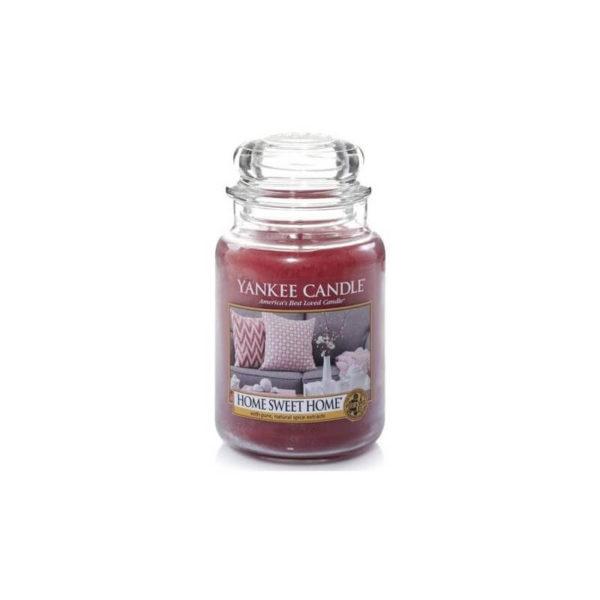 Yankee Candle Home Sweet Home - Świeca Mała