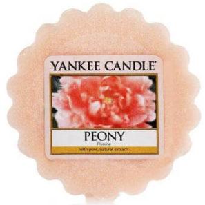 Yankee Candle Peony - Wosk
