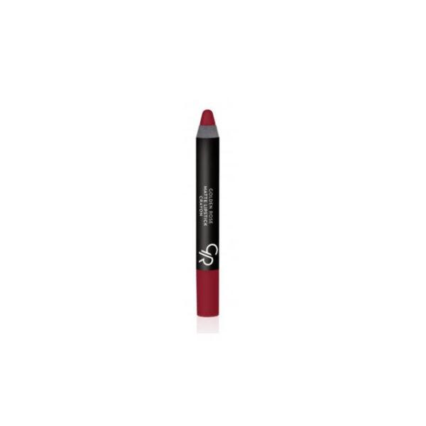 Golden Rose Matte Crayon Lipstick - 04