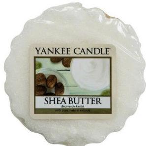 Yankee Candle Shea Butter - Wosk