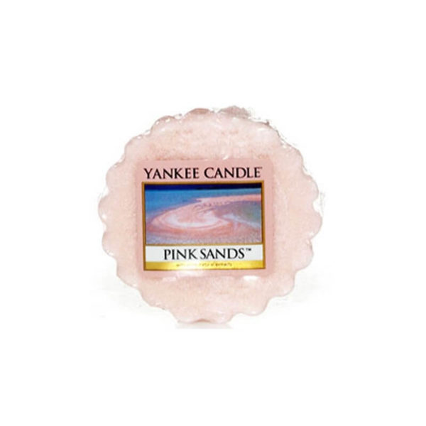 Yankee Candle Pink Sands - Wosk