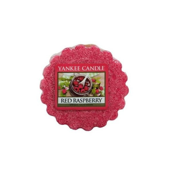Yankee Candle Red Raspberry - Wosk