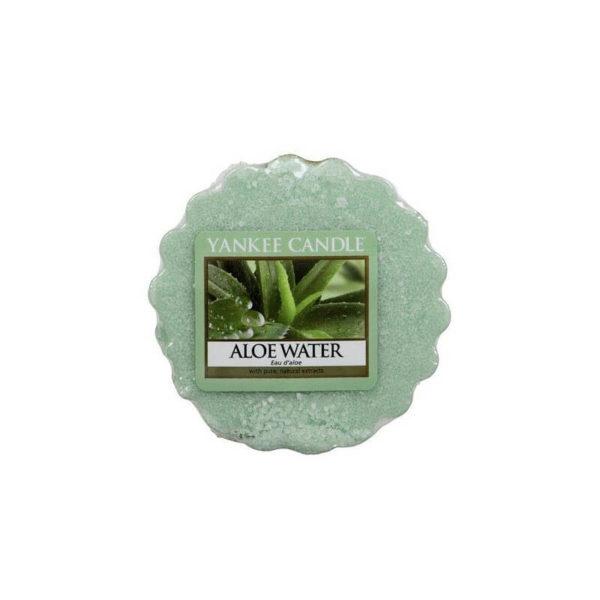 Yankee Candle Aloe Water - Wosk