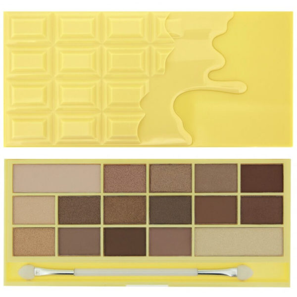 Makeup Revolution Paleta 16 Cieni Naked Chocolate
