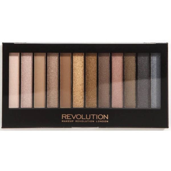 Makeup Revolution Iconic 1 - Paleta 12 Cieni