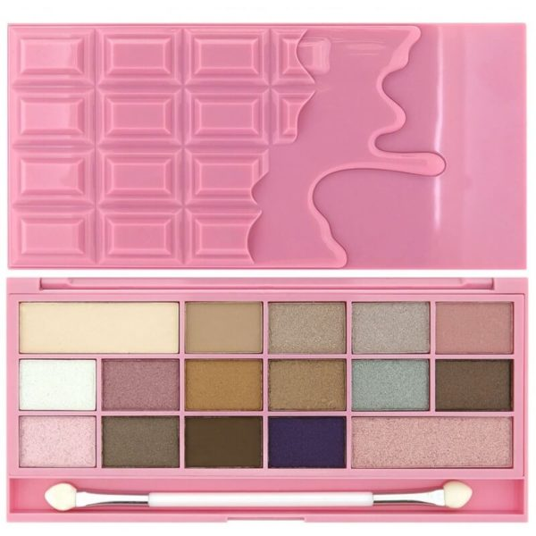 Makeup Revolution Paleta 16 Cieni Pink Fizz