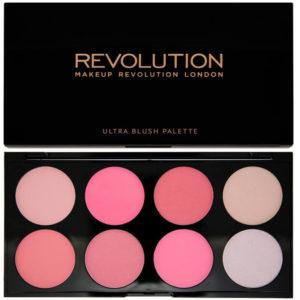 Makeup Revolution All About Pink - Paleta 8 Róży