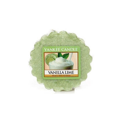 Yankee Candle Vanilla Lime - Wosk