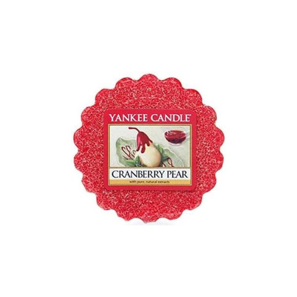 Yankee Candle Cranberry Pear - Wosk