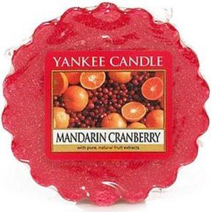 Yankee Candle Mandarin Cranberry - Wosk