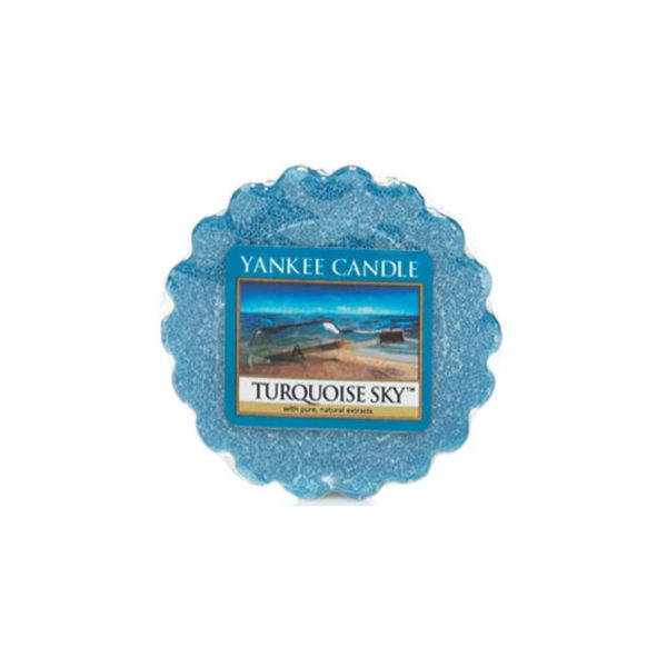 Yankee Candle Turquoise Sky - Wosk