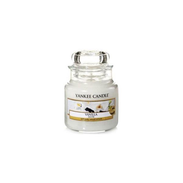 Yankee Candle Vanilla - Świeca Mała