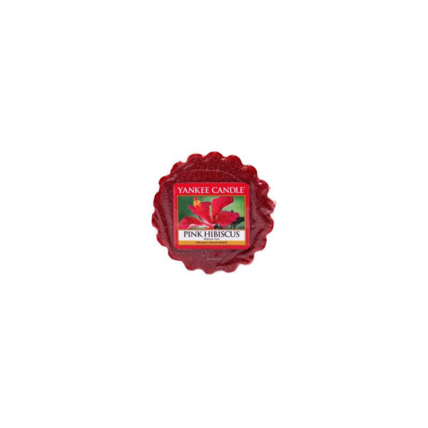 Yankee Candle Pink Hibiscus - Wosk