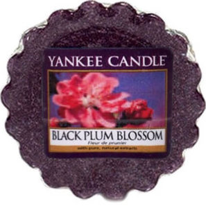 Yankee Candle Black Plum Blossom - Wosk