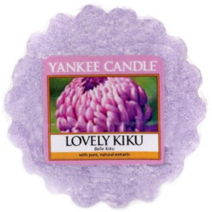 Yankee Candle Lovely Kiku - Wosk