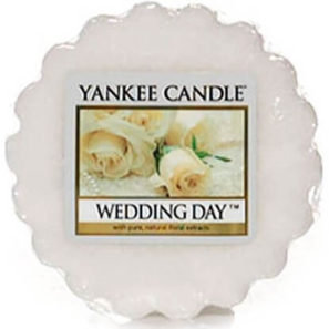 Yankee Candle Wedding Day - Wosk