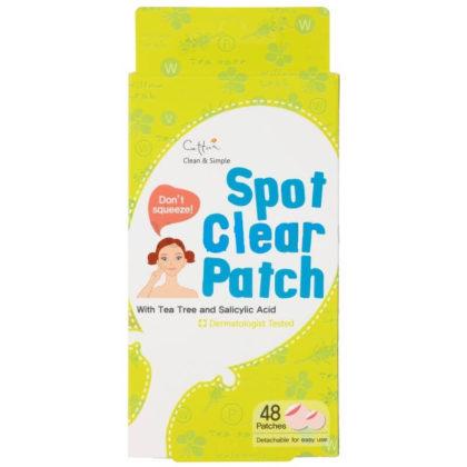 Cettua Spot Clear Patch Plastry na Wypryski