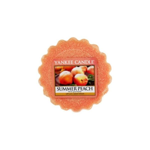 Yankee Candle Summer Peach - Wosk