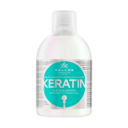 Kallos Keratin - Szampon 1000ml